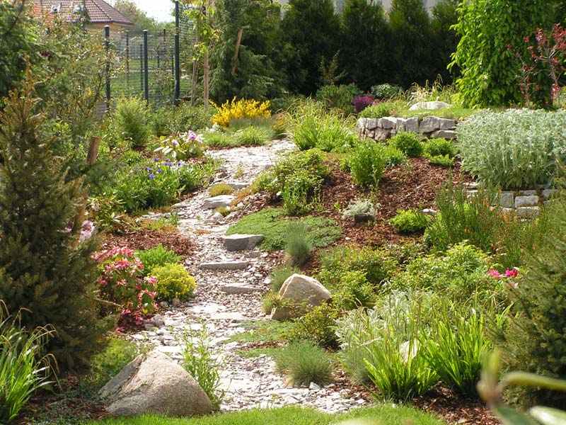 Natural Garden Marigreen Ltd Garden Design
